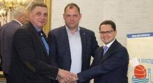 Павел Вугельман избран президентом Одесской областной федерации баскетбола